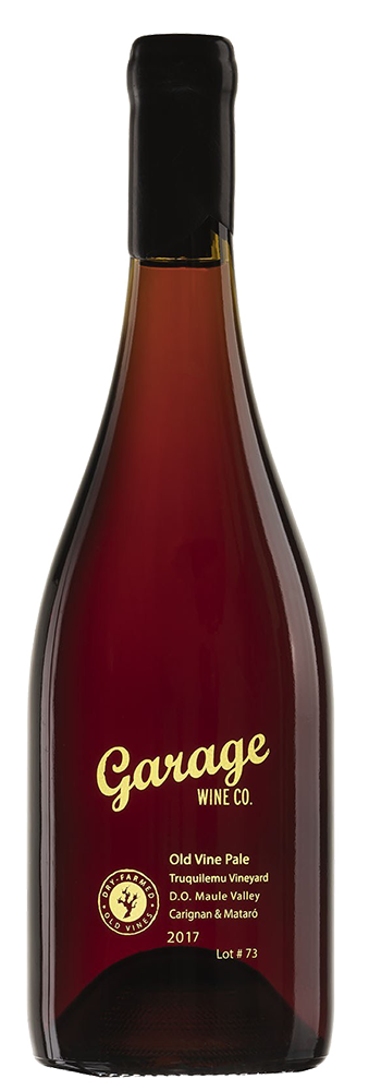 Garage Wine Co., Old Vine Pale, 2018